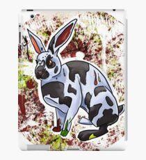 Hopollock the Rabbit Artist iPad Case/Skin
