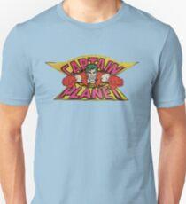 Captain Planet 90s Cartoon Classic Unisex T-Shirt