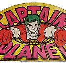 Kapitän Planet 90er Jahre Cartoon Classic von RainbowRetro