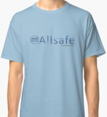 Allsafe Cybersecurity (Mr. Robot) Classic T-Shirt