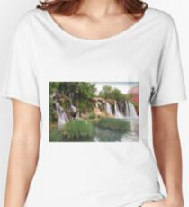 Navajo Falls Women's Relaxed Fit T-Shirt