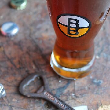 Brewboys - Bottle Opener by Bouzibabe