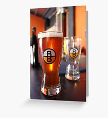 Brewboys - Another Glass? Greeting Card