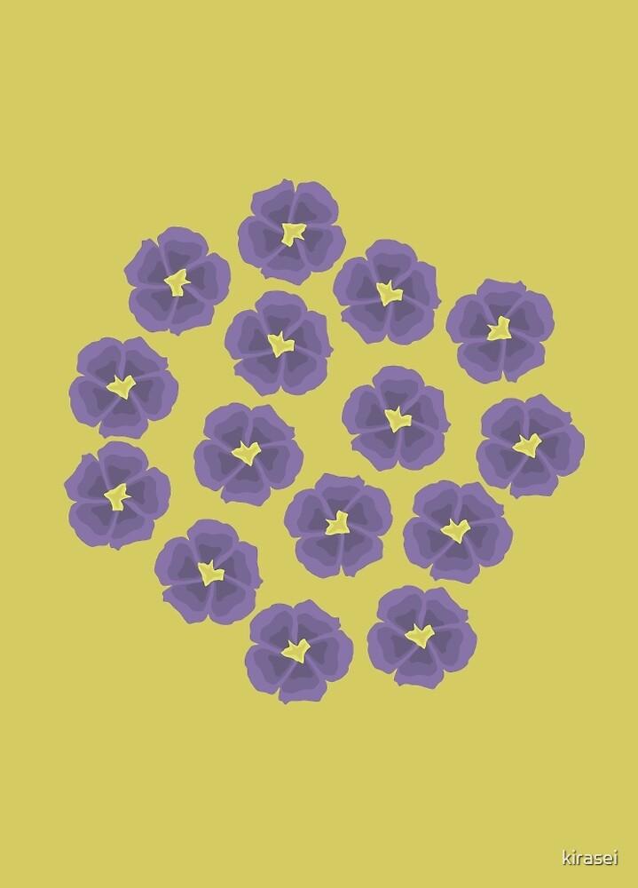 Bunch of Violets by KI RA   SEI LER
