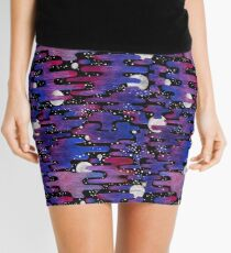 Sunsets on Other Planets  Mini Skirt