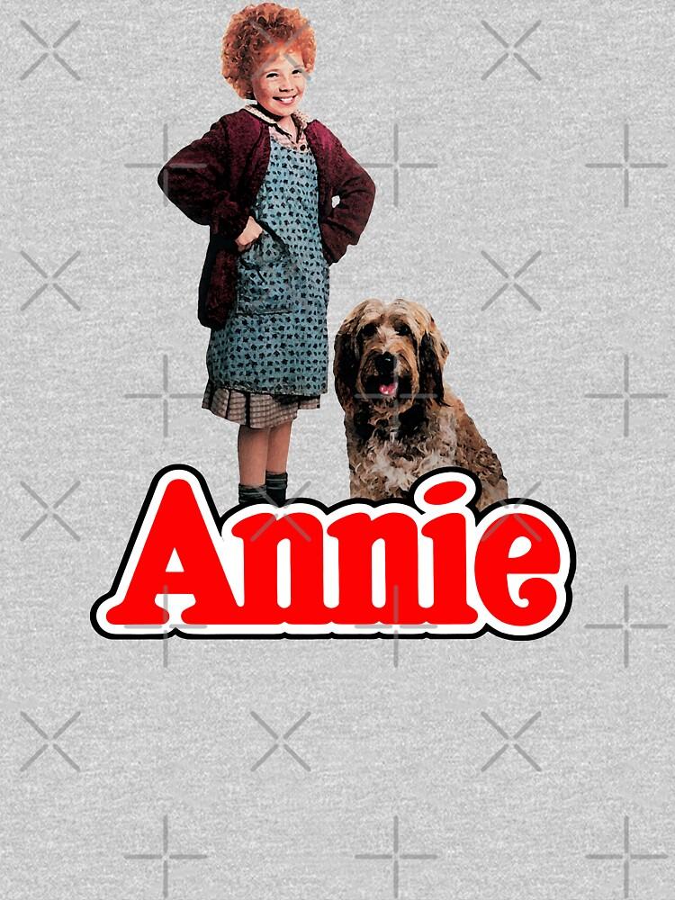 ANNIE - Annie & Sandy by DCdesign