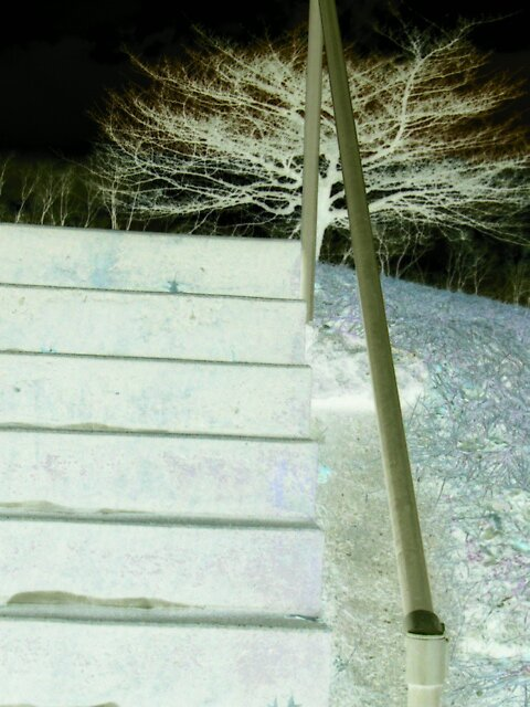 eery steps by suelucat