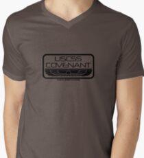 USCSS Covenant : Inspired by Alien : Covenant (Dark) T-Shirt