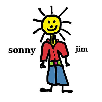 Sonny Jim by MrsO