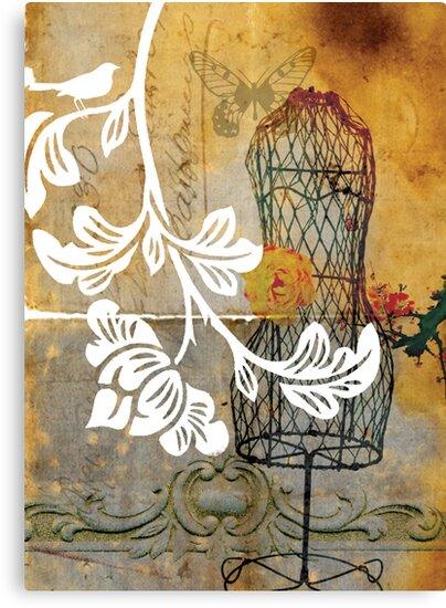 lovebird 03 by Narelle Craven
