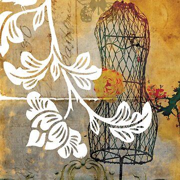 lovebird 03 by Narelle