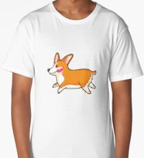 Corgi Long T-Shirt