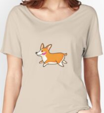 Corgi Women's Relaxed Fit T-Shirt