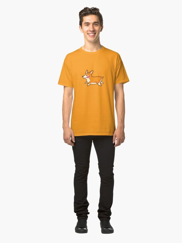 Alternate view of Corgi Classic T-Shirt