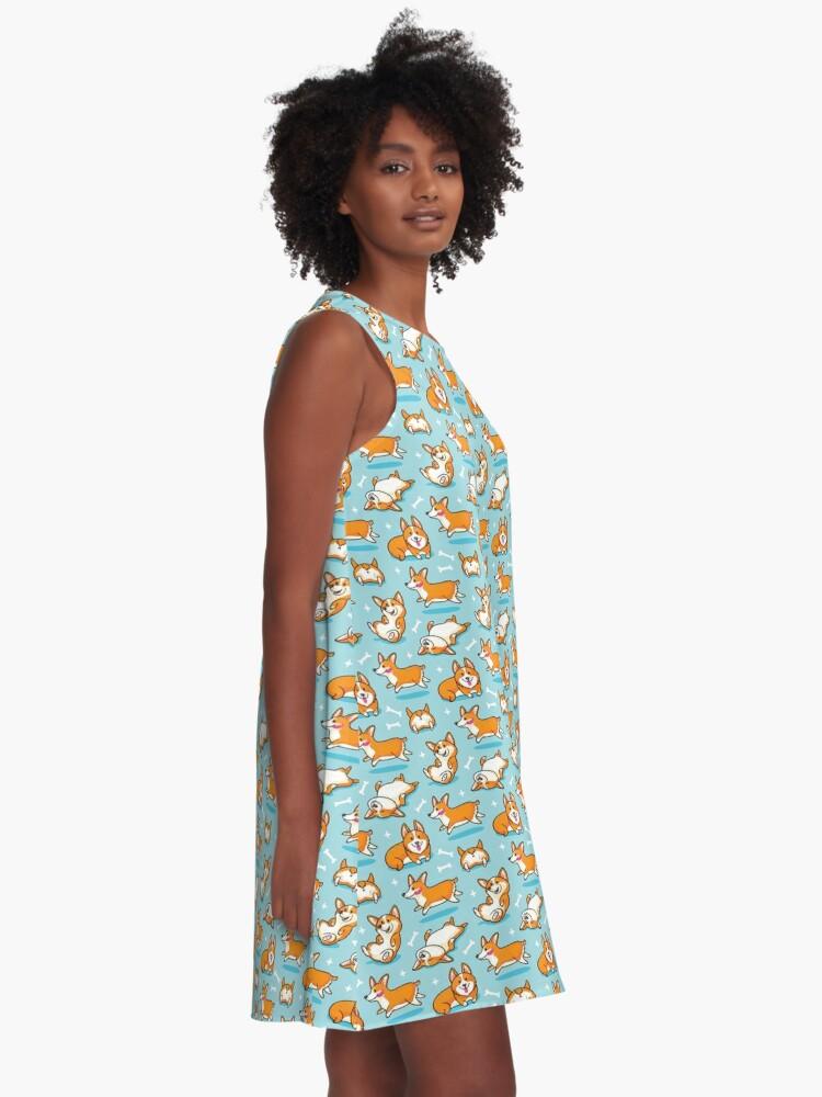 Alternate view of Corgi A-Line Dress