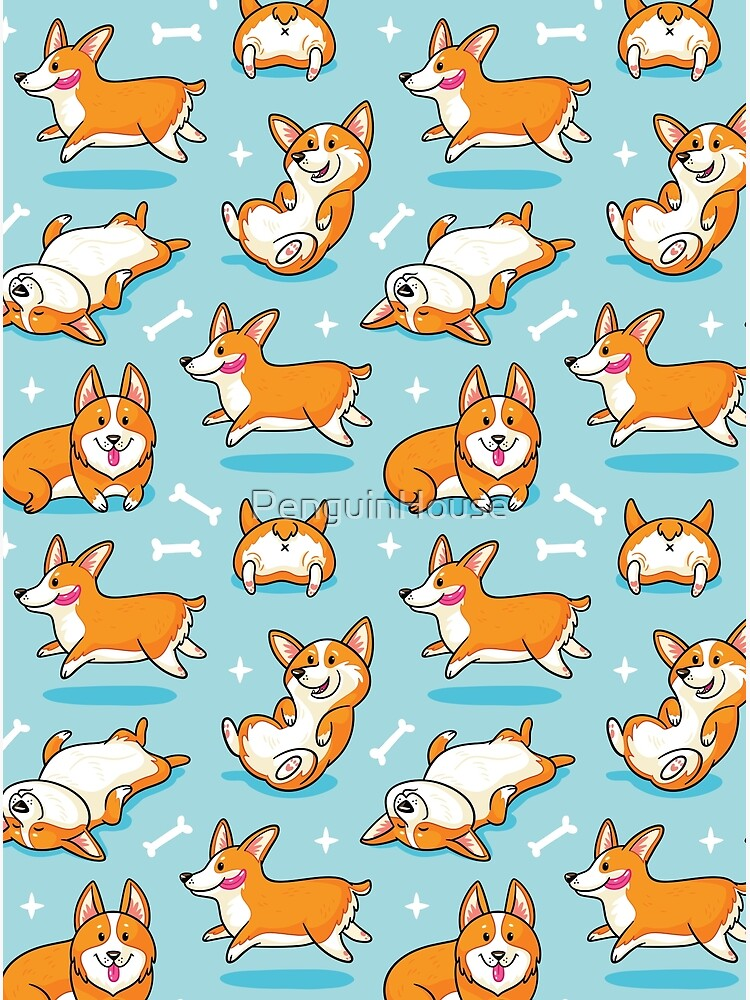 Corgi by PenguinHouse