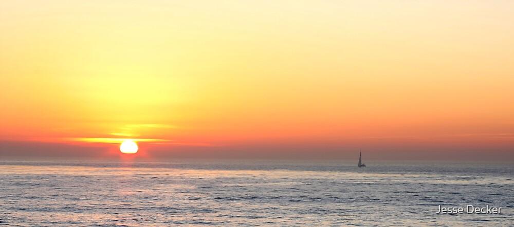 Sail Away by Jesse Decker
