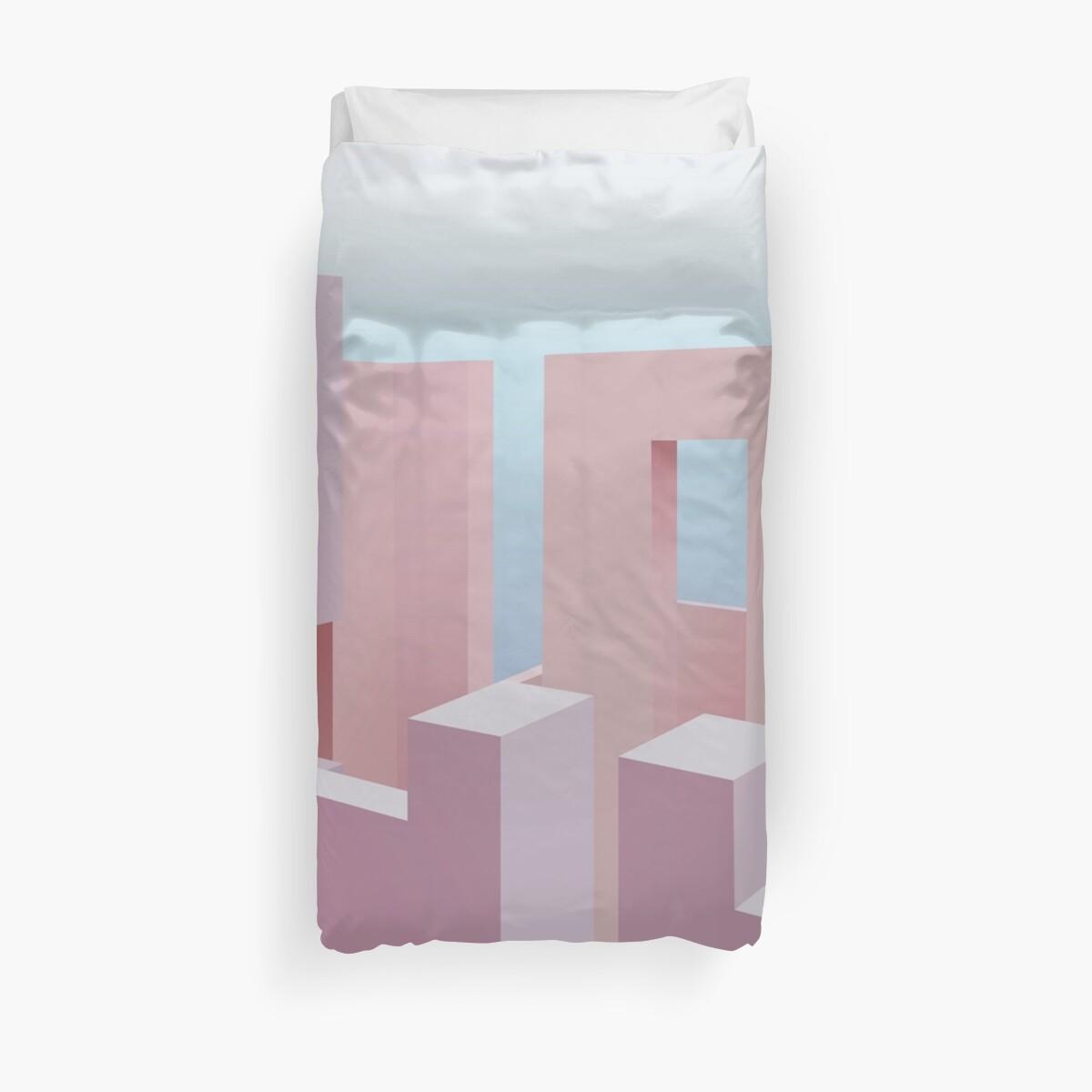 «Edificios rosados» de noctnlcreatures