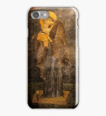 Mary and The Baby Jesus iPhone Case/Skin