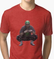 Vape Nation Tri-blend T-Shirt