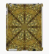 Mandala - Gold & Black iPad Case/Skin