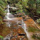 Britannia Falls by Michael Matthews
