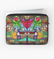 Patterns of the Stained Glass Window Laptop Sleeve