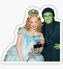 Jenni & Christine pt 2 Sticker