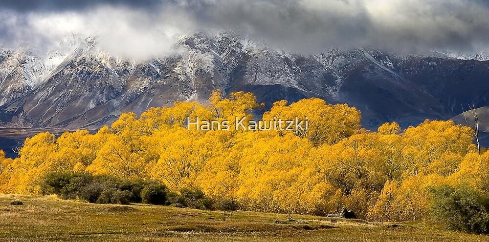 1332 Autumn and Winter by Hans Kawitzki