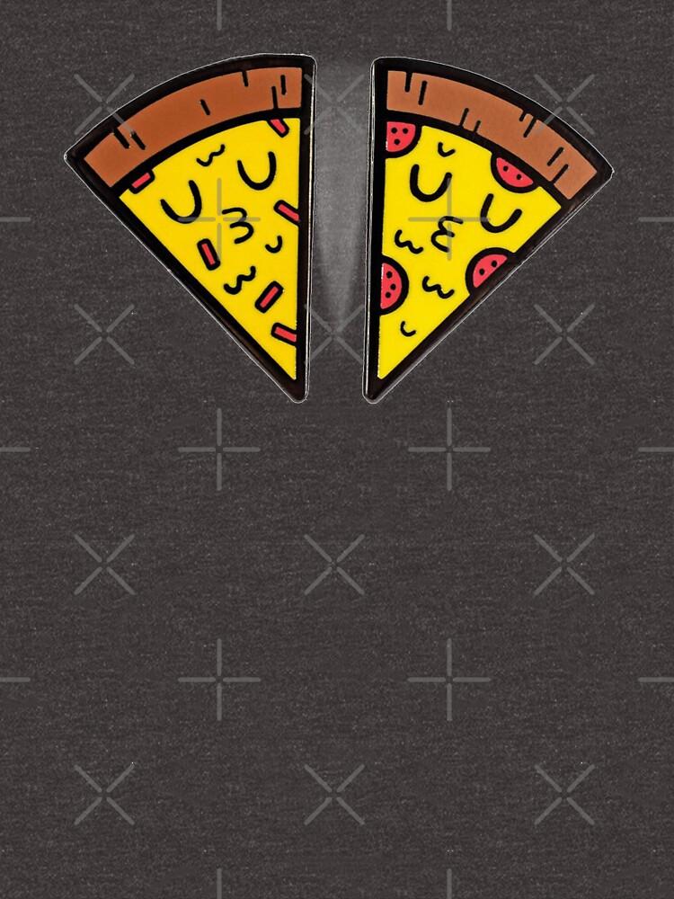Pizza Slice Share by casanchez