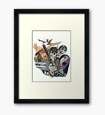Magnum Force Framed Print