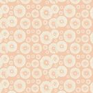 Pink Flowers on Tropical Blush by designdn