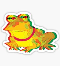 Hypnotoad 3D Sticker