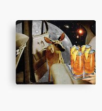 Oh, deer! Canvas Print