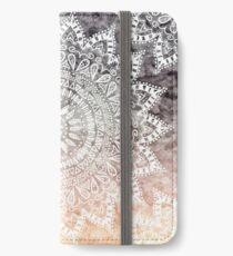 BOHEMIAN HYGGE MANDALA iPhone Wallet/Case/Skin