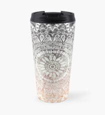 BOHEMIAN HYGGE MANDALA Travel Mug