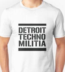 Techno Detroit T-Shirt