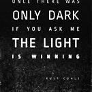 LIGHT vs. DARK von Daniel Coulmann