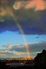 Rainbow of Hope by CrismanArt
