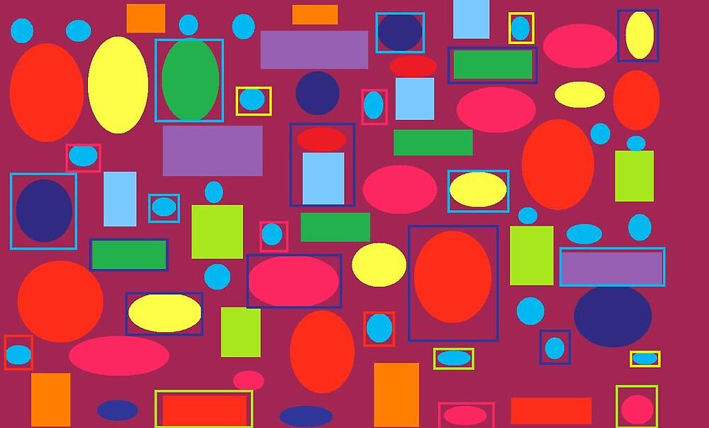 Groovy 70's wallpaper by brenwebb