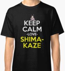 Shimakaze Inspired Anime Shirt Classic T-Shirt
