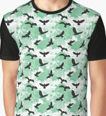 birds in flight Graphic T-Shirt