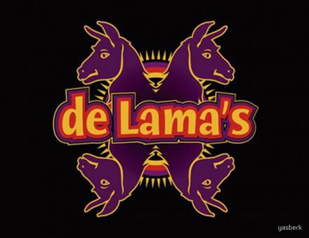 De lama's  by yasberk