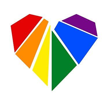 pride heart. by varnel