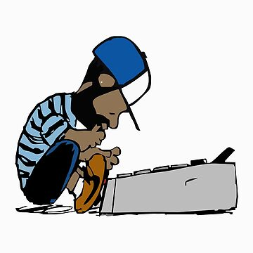 DJ Dilla by mikelruse