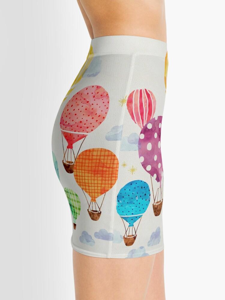 Alternate view of Hot Air Balloon Mini Skirt