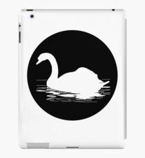 Swan iPad Case/Skin