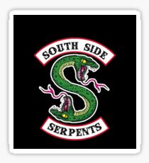 southside serpents Sticker