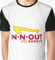 In n Out Burger Graphic T-Shirt