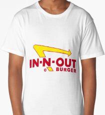 Camiseta larga En n Out Burger